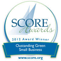 Score Award Winner logo