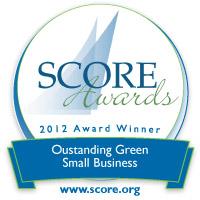 Score Award Winner logo