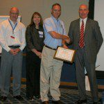 USA Gypsum company news waste watcher award