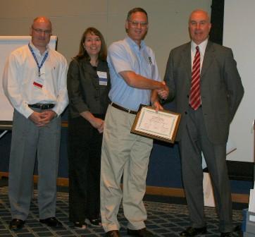 USA Gypsum company news waste watcher award