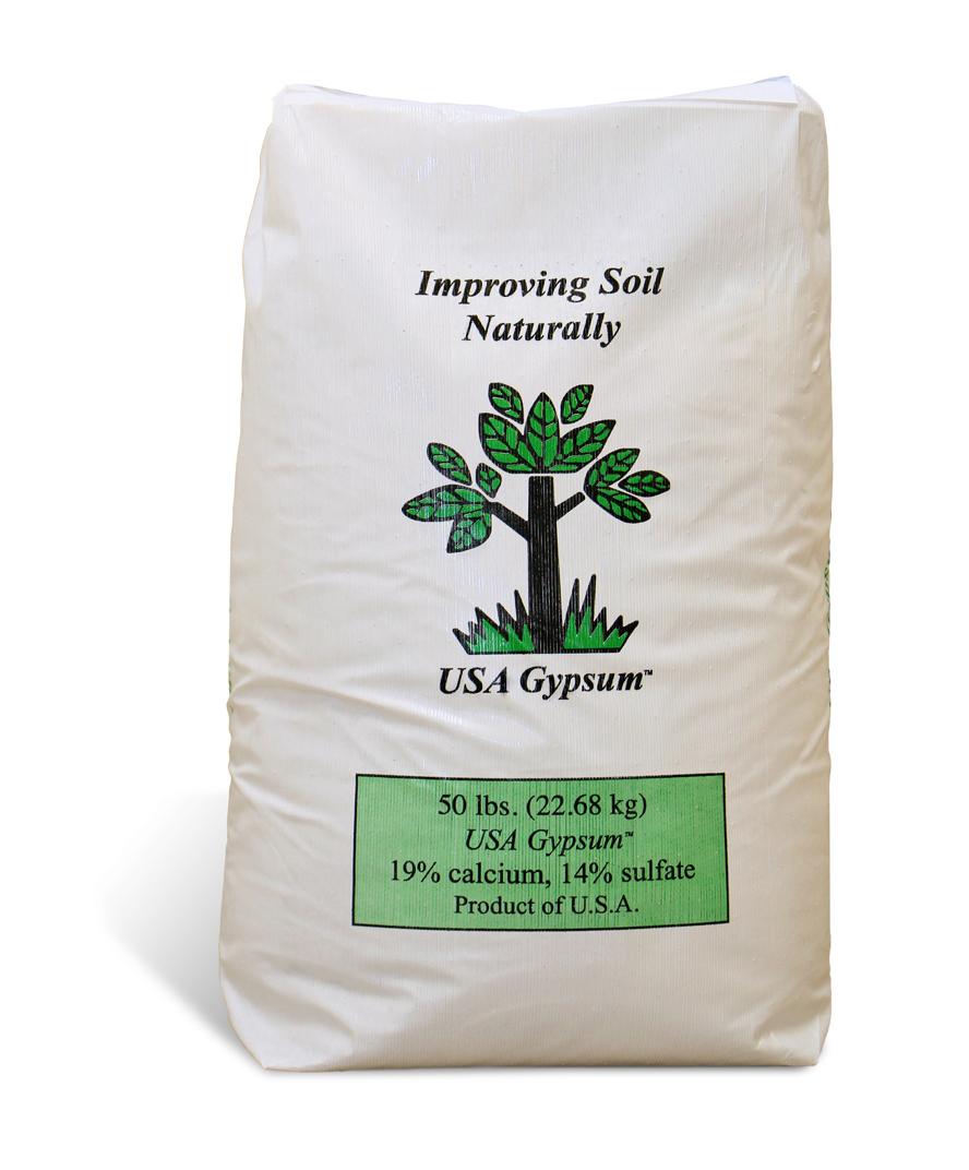 50 lb USA Gypsum Bag