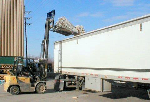 Drywall Recycling for Manufactured Housing