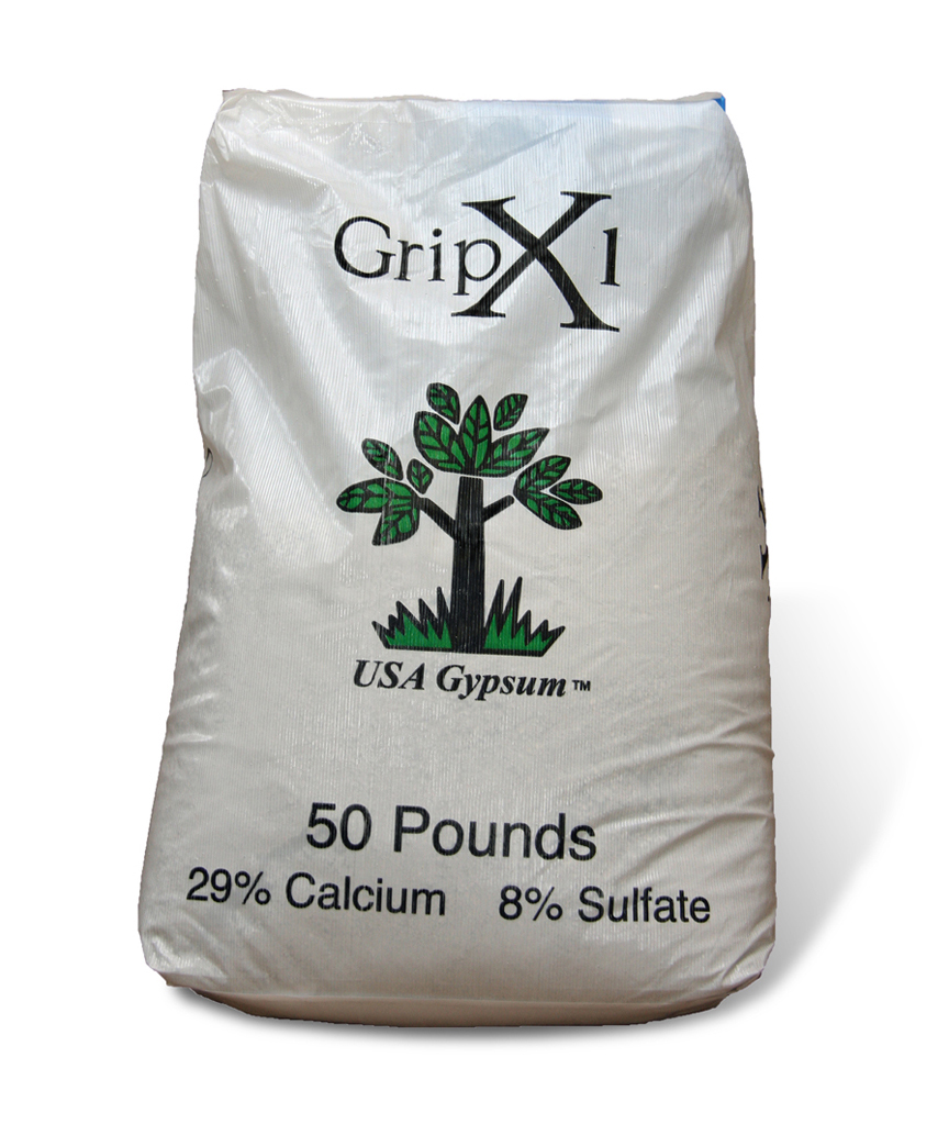 USA Gypsum GripX1 Barn Dry Animal Bedding Additives