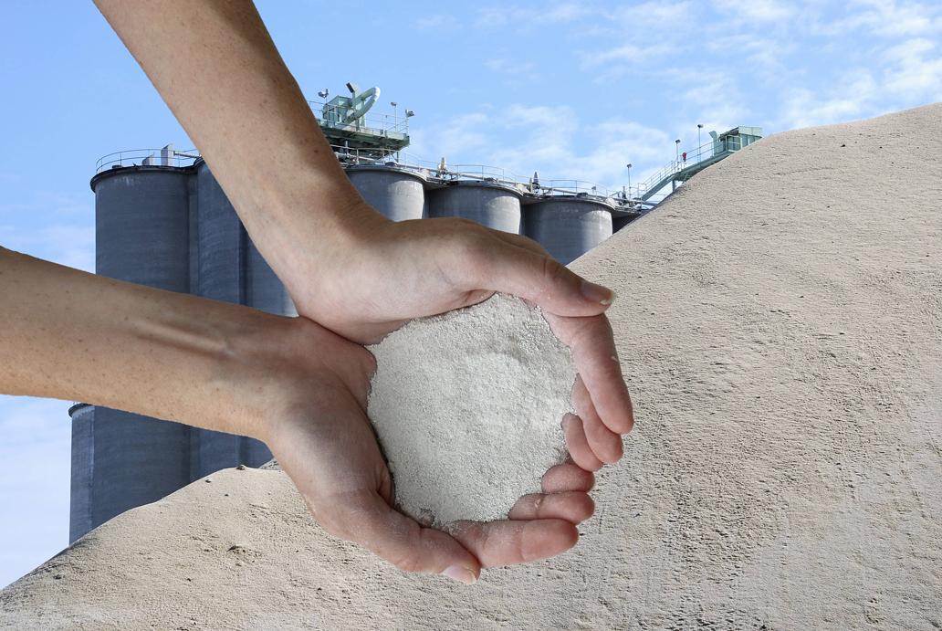 Soil With Gypsum Additives : Industrial gypsum usa