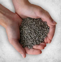 Pelleted Gypsum
