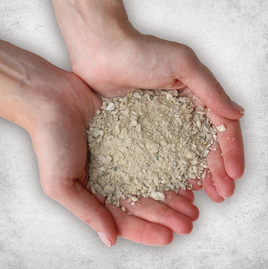 Pulverized Organic Gypsum