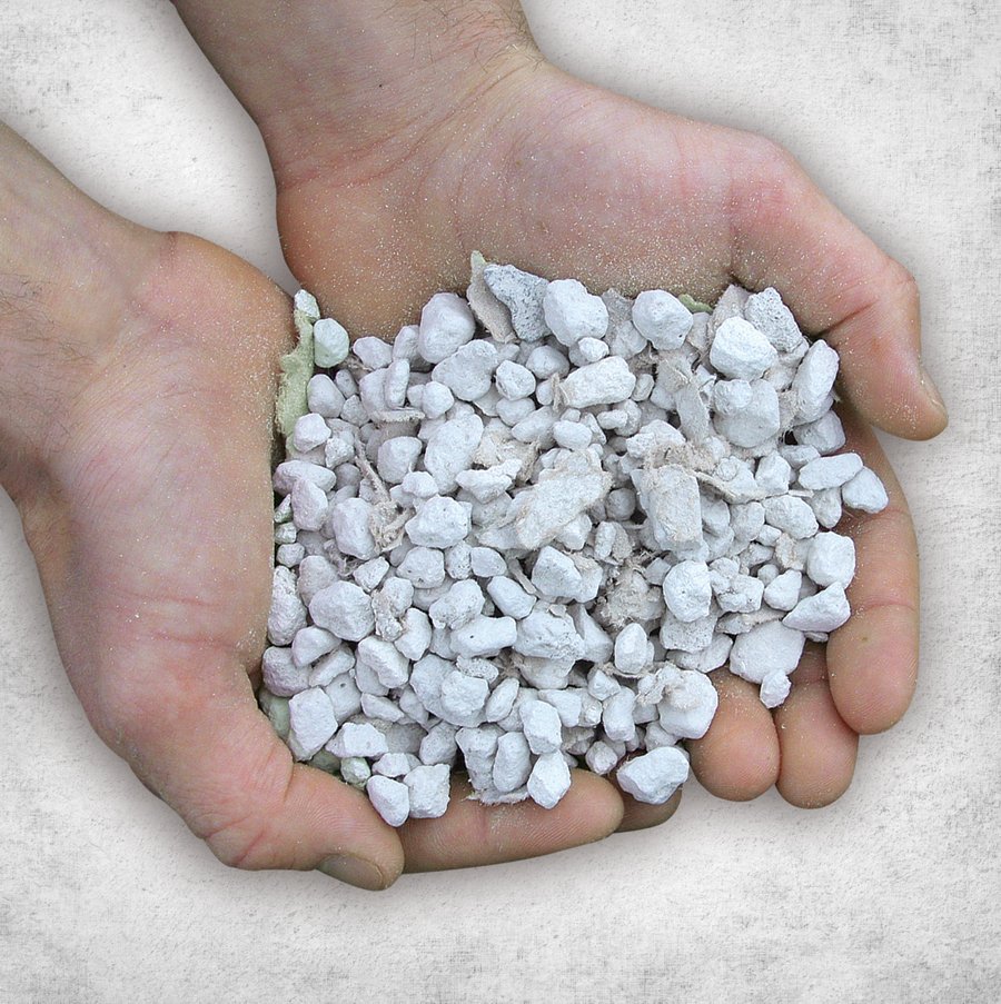 Gypsum Pellet Bedding